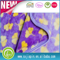 Special cheapest flannel fleece blanket for dubai