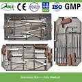 Conjunto de instrumentos para RSS III Vertebral columna interna de retención en la cirugía ortopédica