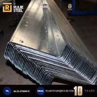galvanized steel z purlins dimensions