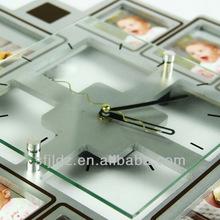 Clocks for elderly with flip clock function DIY Digital Wall Clock