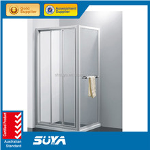 2015 Luxury High Quality Standard Door Size Cheap Shower Enclosure Cubicle