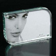 High-grade acrylic 5x7 photo frame