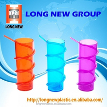 Injection Plastic water cup mould/customs water cup mould/ colored water cup mould