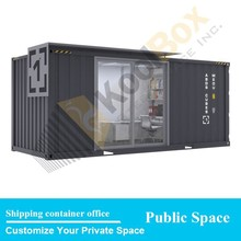 2015 the latest 20ft container office price , Individual studio spaces used office containers for sale