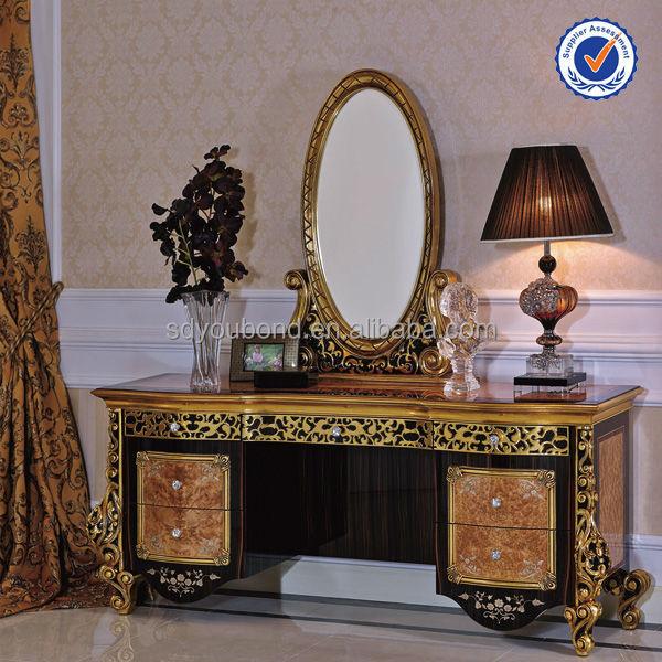 dubai  klassieke houten snijwerk design slaapkamer set hotel, Meubels Ideeën