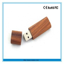Low prive wooden usb flash drive, gift usb pendrive