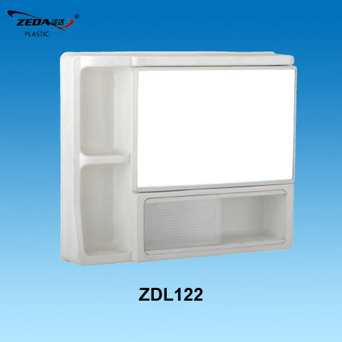 Plastic Bathroom Mirror Cabinet Cabinets Makeup Product On Alibaba