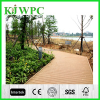 wpc wall cladding deck tile trestle road garden