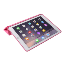 Hot Sales fashion PU smart cover case Good Quality perfect design for ipad 4 accessories