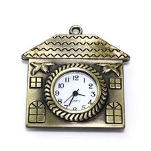 Good quality hot selling flower pocket watches
