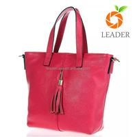 New Women's Soft Leather Tote Top Handle Cross Body Handbag Purse Shoulder Messenger Bag Fit for Ipad