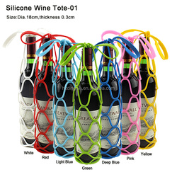 China Factory Supply Wine Bag Wine Bottle Personalized Tote Bags