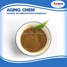 Manufacturer AGING CHEM---Sodium Lignosulphonate (H.S 38040090) HOT LINE 0086-13135685253