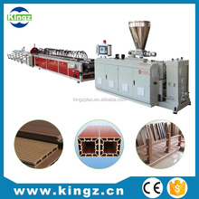 2015 New Type PE Base WPC Extrusion Line, WPC Equipment
