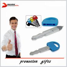 noverty toys stationary car key shaped pen best promotion for car