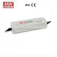 MeanWell Power Supply LPC-100-2100 Constant Current LED Driver 100W 2100mA Waterproof IP67
