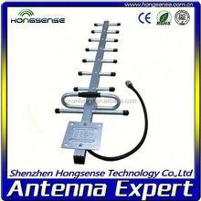 [High gain]directional 3g yagi antenna cdma450mhz for outdoor yagi antenna