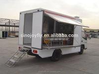mini food refrigerator cooling van mini pickup truck for sale