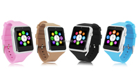 Wholesale Bluetooth Smart Watch SIM Card Watch Phone Pedometer and Camera