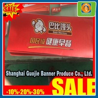 heat transfer printing sticker hot sale sticker for food advertising