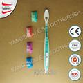 cepillo de dientes del hotel