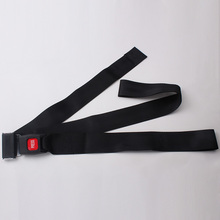 durable soft nylon safety belt with buckle