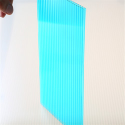 bayer/ lexan building material clear transparent 2.8mm-12mm thickness polycarbonate hollow sheet