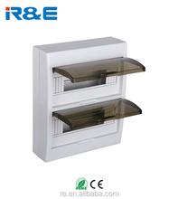240v 2way 4way 8way 12way 24way 36way electrical plastic enclosure distribution box