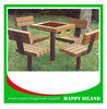 2015 Attractive Design Park Bench Chinese Manufacturer Modern Bench Antique Wooden Garden Bench
