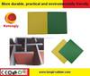 Golden supplier interlock playground rubber tile/outdoor and indoor rubber tiles