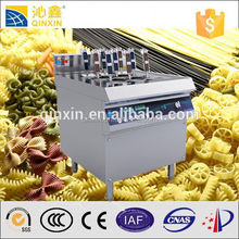 Commercial induction electric noodle cooker for barilla pasta much better than microwave pasta cooker