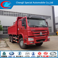 HOWO 10-wheel dump truck 6X4 Heavy duty Dump Truck best price 10-wheel dump truck for sale