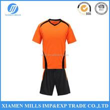 custom men wear soccer uniforms dri-fit fitness wear