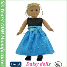sport bonde hair cheap 18 inch wholesale doll clothes