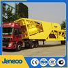 mobile asphalt concrete batching plant