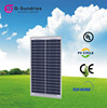 Attractive design cheap 12v 20W solar panel price