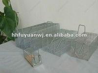 decorative galvanized aluminium animal cages for pet (manufacture)