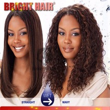 Virgin Remy Hot Sale hair jerry curl wet and wave human hair 7a brazilian hair wholesale