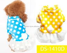 Sweet winter dog coat warm & high quality pet coat dog clothes