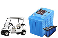 24V/20Ah 18650 li ion rechargeable battery for golf, cart, club car