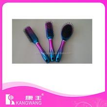 color gradients hair brush plastic hair brush