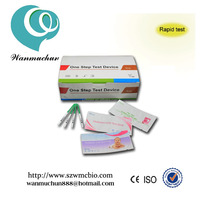 2015 Wanmuchun hot sale for LH ovulation test strip/cassette/ midstream ONE STEP Urine Ovulation with CE, FDA , ISO approval