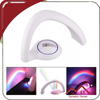 Romantic LED Rainbow Projector Colorful Night Light Lamp Home Decor Toy Gift for Child