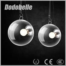 modern industrial eyes artistic style double vintage pendant lamp/lighting