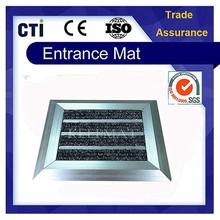 Metal Doormats with Rubber Back/Rubber Door Entrance Mat