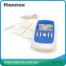 Reach deeper tissue than TENS - Interferential Current ( IF ) Pain Relief Electric Muscle Stimulator Physiotherapy Equipment