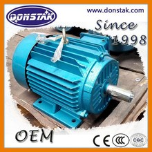 6 Poles AC Industrial Three Phase Induction Motor with Squirrel Cage, Totally Enclosed and Fan Cooled