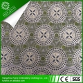 Encaje de algodón FY3007