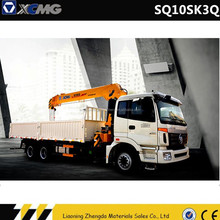 hydraulic 10 ton mobile crane wholesale and retail factory price