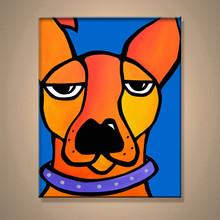 Canvas Home Goods Art Handmade